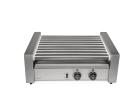 Roller grill, 9 ruller