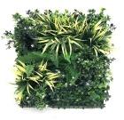 Blomstrende vårgrønn 1x1 m