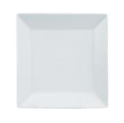 Tallerken flat 16x16 cm Quadro