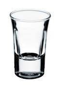 Shot glass 3,4 cl Hot shot