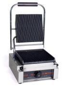 Contact grill, riflet