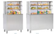 Kjølt kafeteriadisk Dim: 1200x650x1500mm