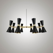 BAR Lampe Bokstaver NICHE Norway