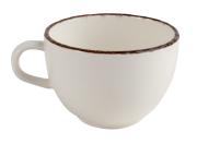 Espressokopp 10cl Fortuna beige stengods