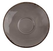 Cappuccinoskål Ø16,5cm Fortuna grå stengods