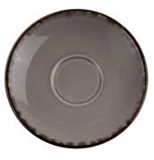 Espressoskål Ø13,5cm Fortuna grå stengods