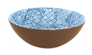 Skål Ø18 cm Minerva, blå