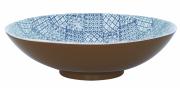 Salatbolle Ø 35 cm Minerva, blå