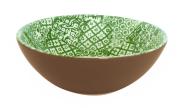 Skål Ø18 cm Minerva, grønn