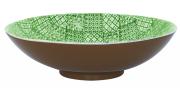 Salatbolle Ø 35 cm Minerva,  grønn
