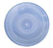 Tallerken flat Ø 22 cm Ceres, blå