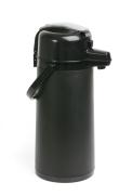 Pumptermos 2,2 L, matt svart