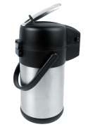 Pumpetermos 2,2 L m/hevearm