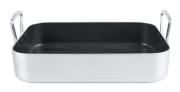 Ildfastform -tykkelse 3mm,L36cm,B 26cm,H 7,5cm,vekt 1,325kg