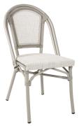 Paris stol, beige textilene