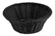 Brødkurv Ø 23 cm, svart