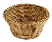 Brødkurv Ø 18,5 cm, brun