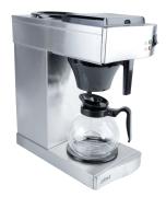 Kaffetrakter manuell påfyllning