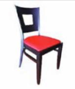 Holly slim stacker stol
