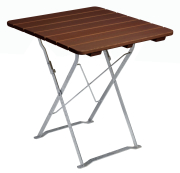 Sammenleggbart bord 70x70