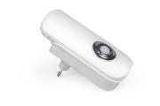 Sensorlampe LED hvit