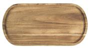 Serveringsfjøl 28x14 cm, Akasie
