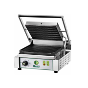 Medium Pressgrill 420 mm, rillet topp og bunn