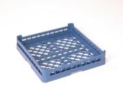 Oppvaskkurv glass/kopp 500x500xh105mm, blå