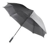 Paraply vindsikkert, grå
