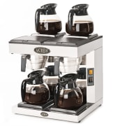 Dobbel kaffetrakter manuell