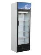 FORCAR Kjøleskap med glassdør