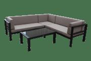 Luxline Lounge Set Komplett