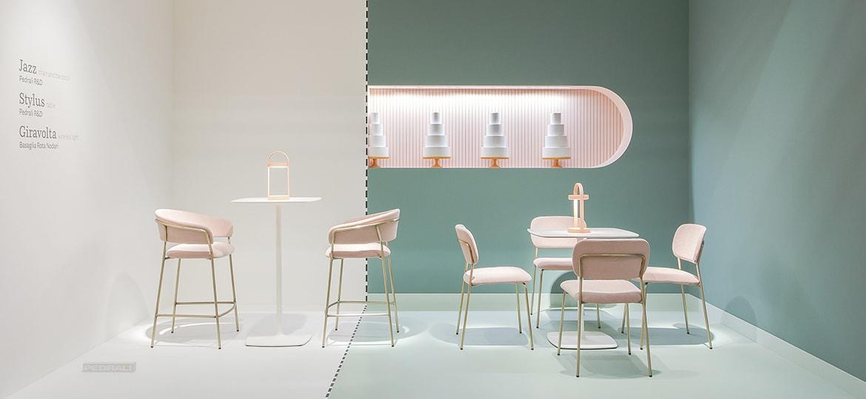 Pedrali - Designmøbler for hotell og restaurant