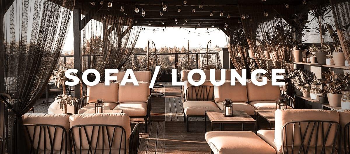 Sofaer / Lounge