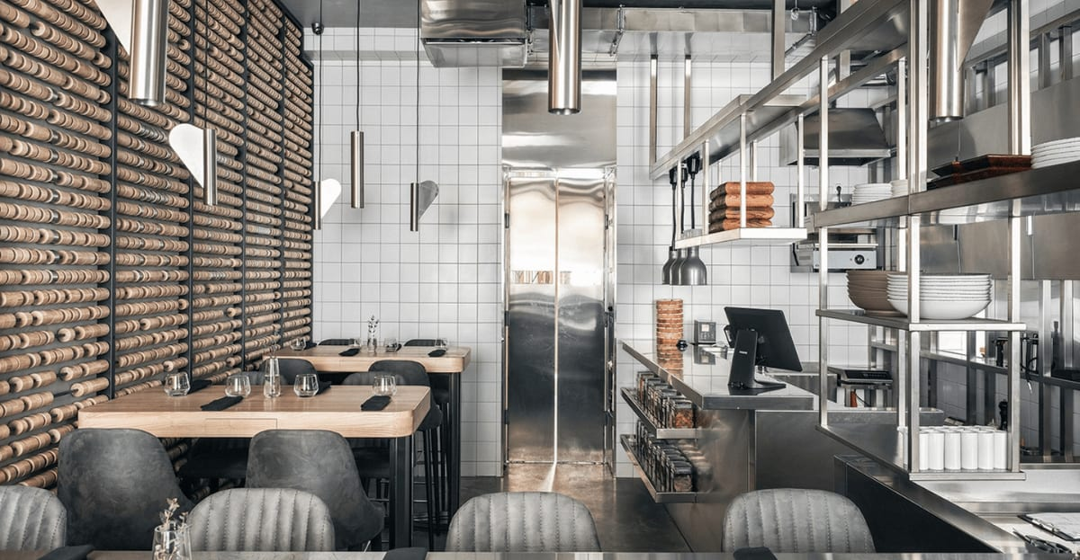 Hvordan innrede et proff kjøkken med 3 enkle steg
