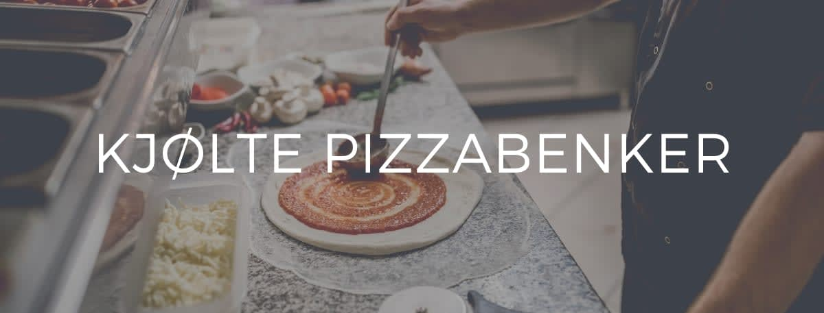 Kjølte Pizzabenker