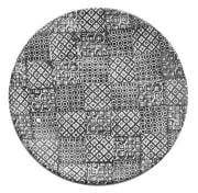 Tallerken flat Ø 27,5 cm Minerva, svart