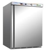 Kjøleskap rustfritt stål