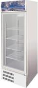 Kjøleskap med glassdør