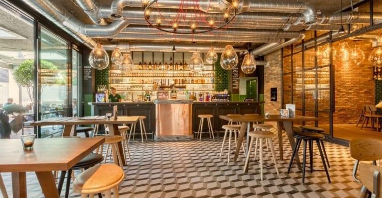 Restaurantdesign - Trender 2022