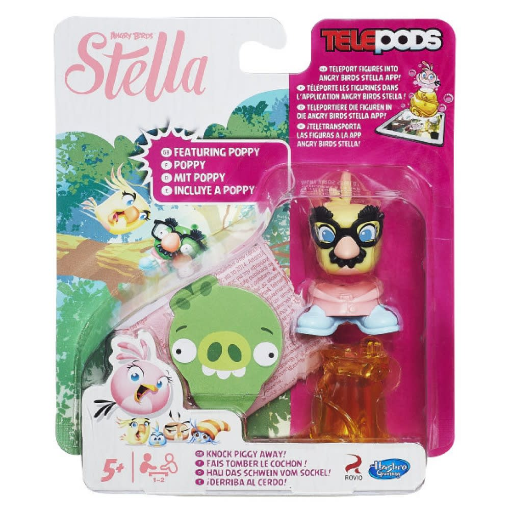 Angry Birds Stella Telepods Friends HASBRO (A8880)