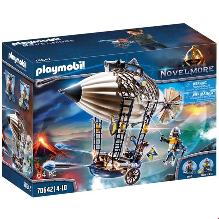 Ζέπελιν του Novelmore PLAYMOBIL (70642)