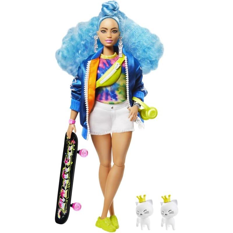 Barbie Extra - Blue Curly Hair MATTEL (GRN30)
