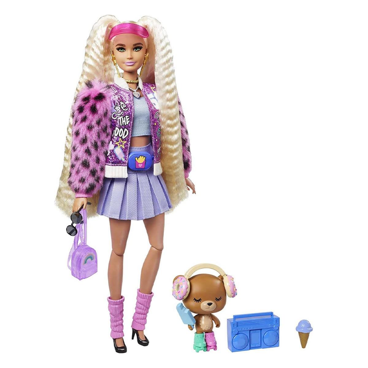Barbie Extra - Blonde Pigtails MATTEL (GYJ77)