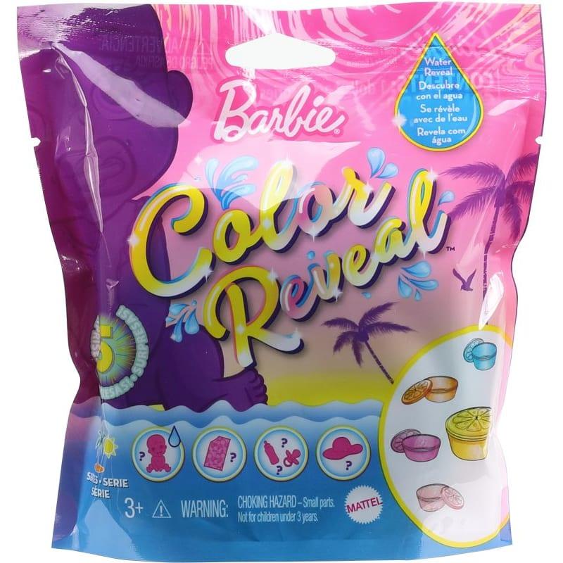 Barbie Baby Color Reveal - Summer Series MATTEL (GTT12)