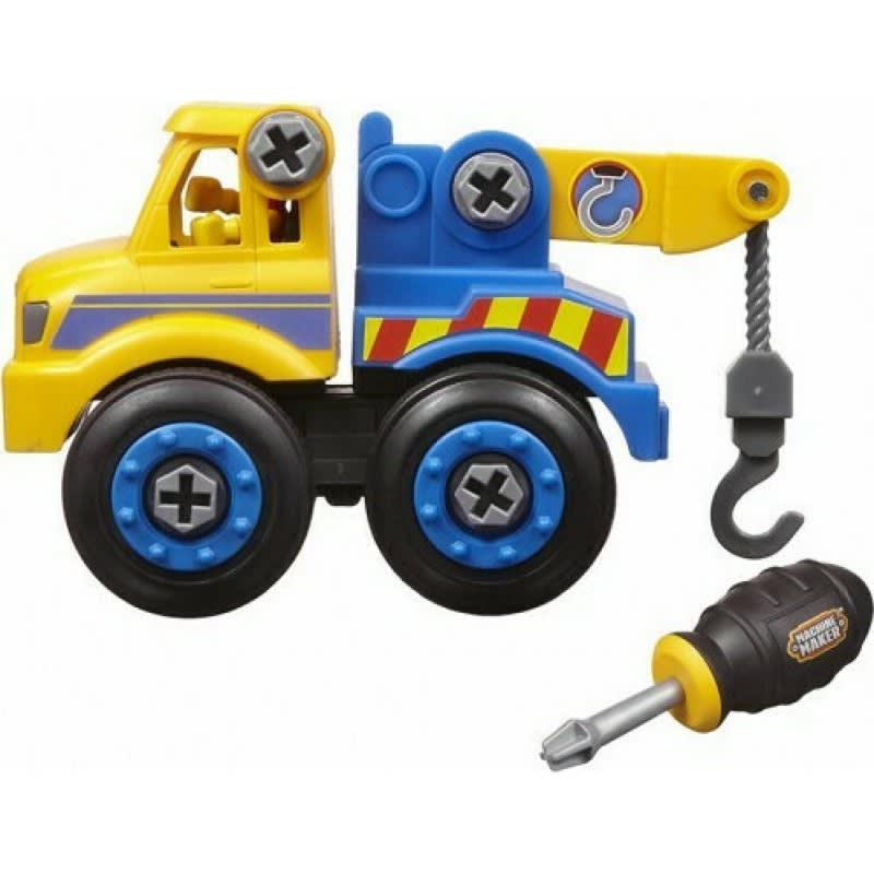 Γερανός City Service Machine Maker 20 εκ. NIKKO (36/40041)