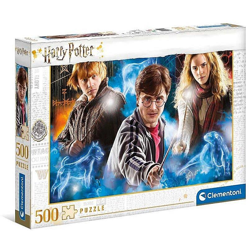 Παζλ 500 τεμ. Harry Potter Expecto Patronum CLEMENTONI (35082)