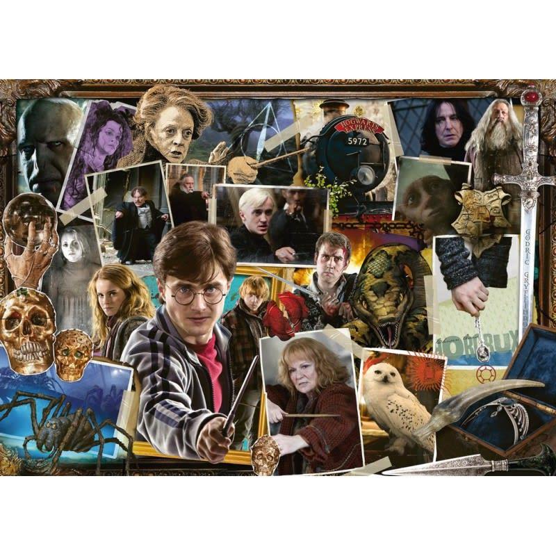 Παζλ 1000 τεμ. Harry Potter vs. Voldemort RAVENSBURGER (15170)