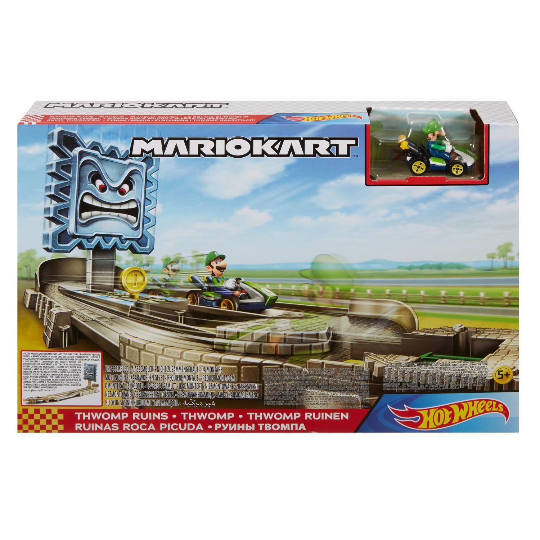 Hot Wheels Mario Kart Πίστες Επιπέδων MATTEL (GCP26)