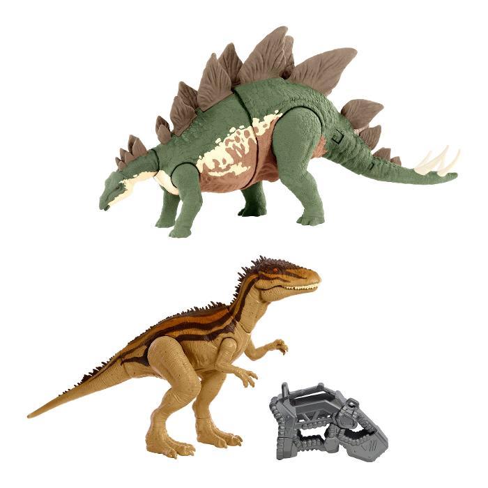 Μεγάλοι Δεινόσαυροι Με Λειτουργία Πολλαπλής Επίθεσης MATTEL (GWD60)